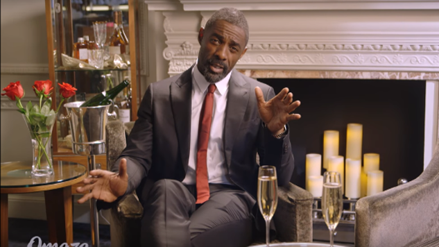 Idris Elba Could Be Your Valentine's Date