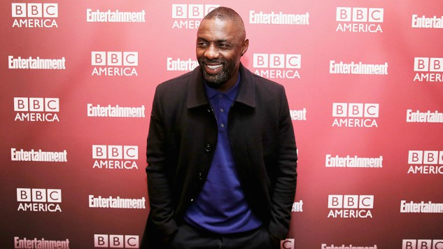 Idris Elba Begins Filming New Season of BBC America's Award-winning <i>Luther</i>