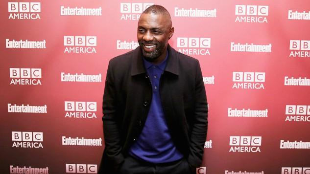 Idris Elba Begins Filming New Season of BBC America's Award-winning <i>Luther</i>