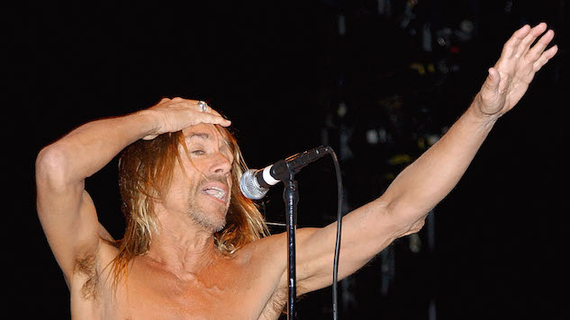 <i>Instinct</i> Keeps On Running: Hear Iggy Pop Crank Up the Metal with Hits from His 1988 Album