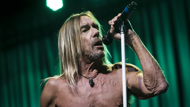 "Iggy Pop Releases Animated Video for ""Run Like a Villain"""