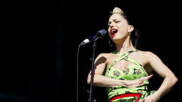 Happy Birthday, Imelda May: Listen to a Sultry Studio Session from 2010