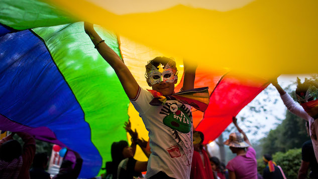Not Everything Sucks: Gay Sex Decriminalized in India