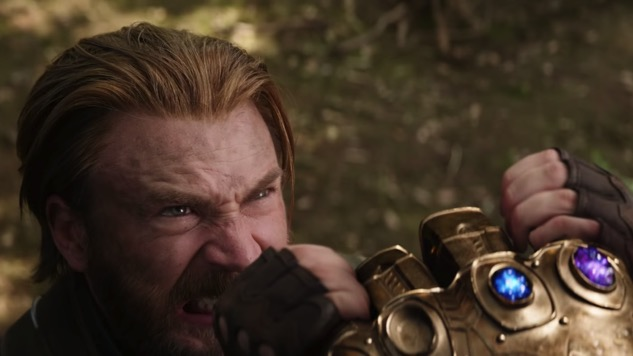 The Epic New <i>Infinity War</i> Trailer Will Make You Want to Run Through a Wall