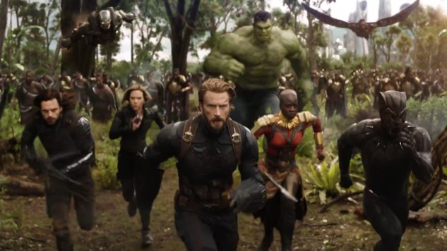 <i>Avengers: Infinity War</i> Release Date Bumped Up