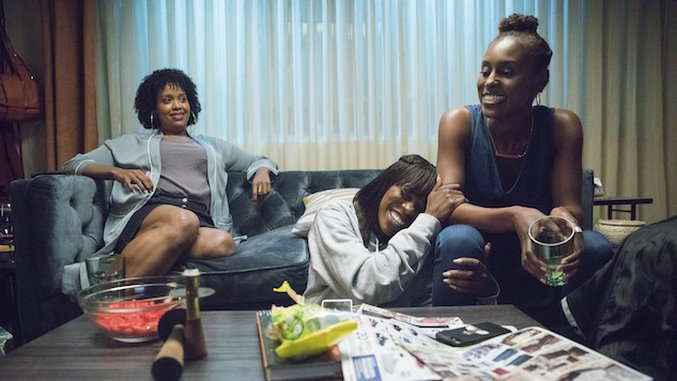 <i>Insecure</i>&#8217;s Season Two Finale Is One Hella Creative TV Moment