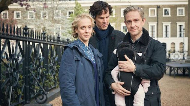 Instagram Binge: A Week in TV with <i>Sherlock</i>, <i>Scandal</i> and More