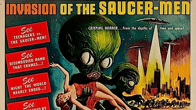 20 Great B-Movie Posters