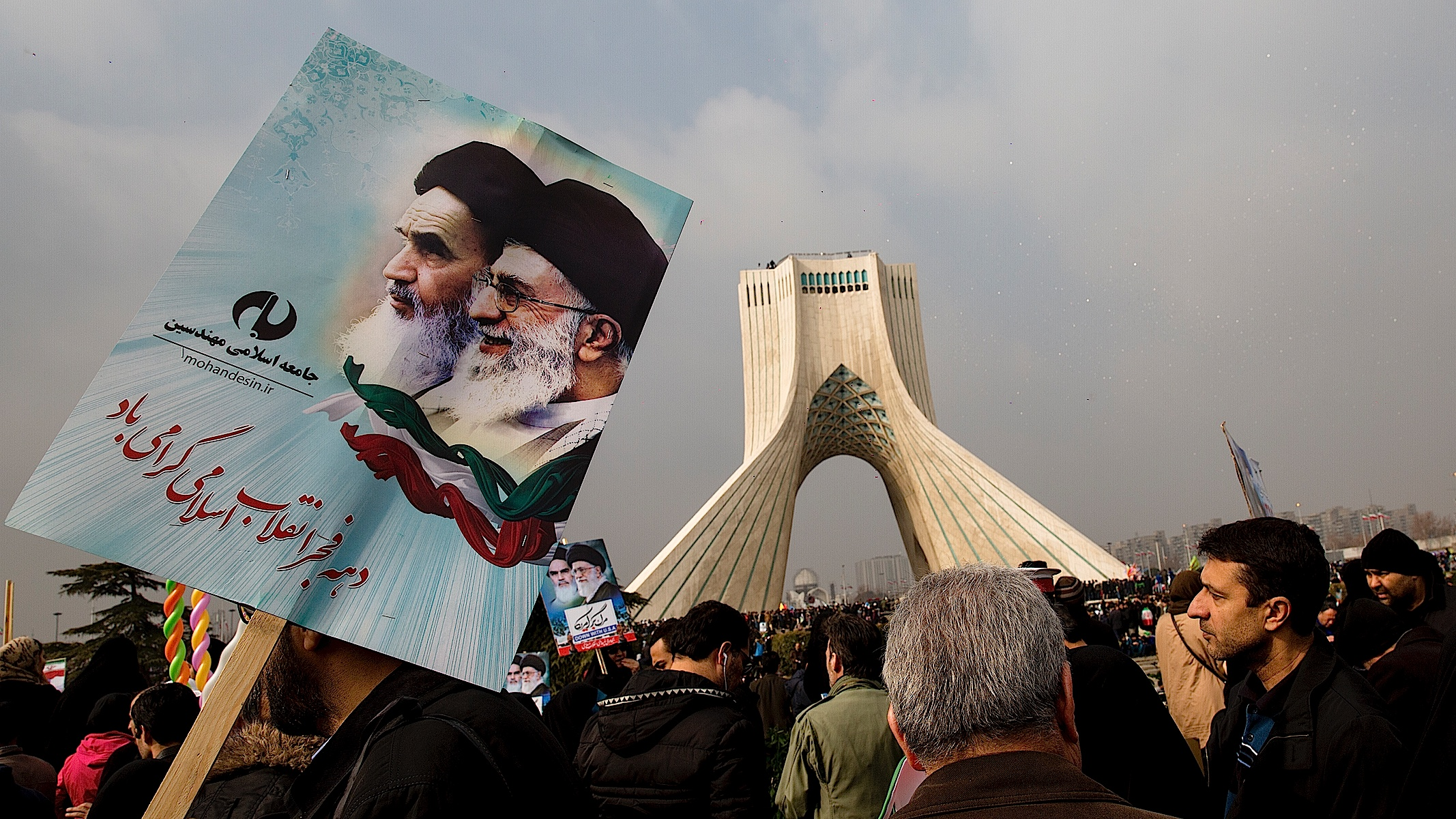 Iran Is down to Its Last Desperate Gambit