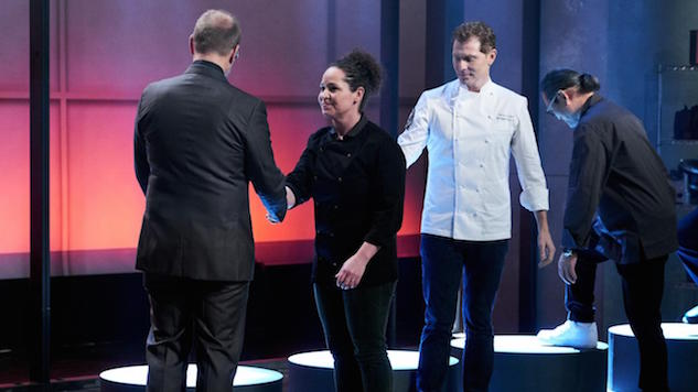 Tell Me What You Eat, and I'll Tell You What You Are: Notes on <i>Iron Chef</i>