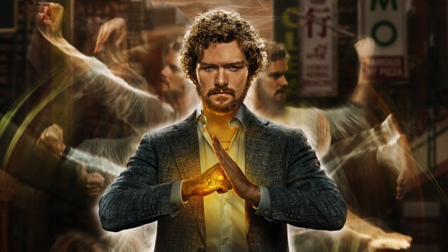 Marvel Almost Cast An Asian-American Actor to Play Iron Fist