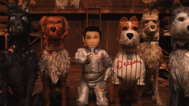 Wes Anderson's <i>Isle of Dogs</i> Has a Must-See New Poster