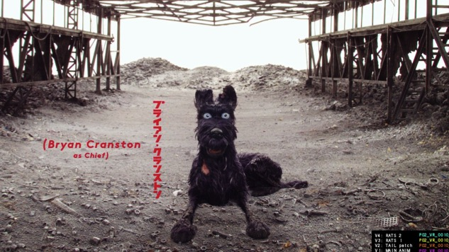 Meet the Denizens of the <i>Isle of Dogs</i> in This Charming New Short