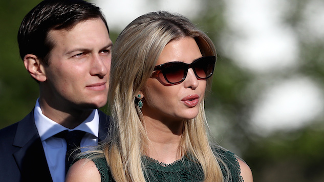 Ivanka Trump Took a White House Job Because She Wants to Be President