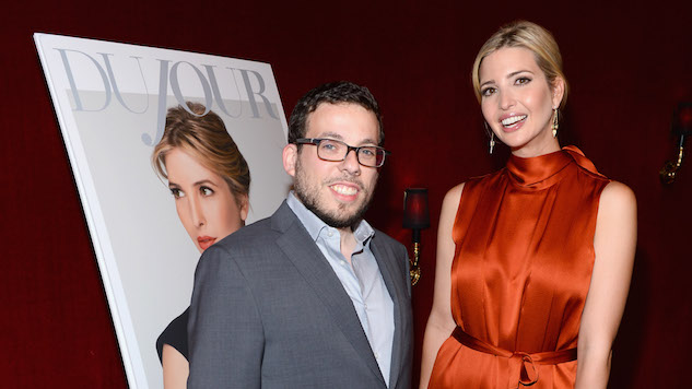 Ivanka Trump's Friend and Former Business Partner Is Being Sued by the DOJ for Tax Fraud