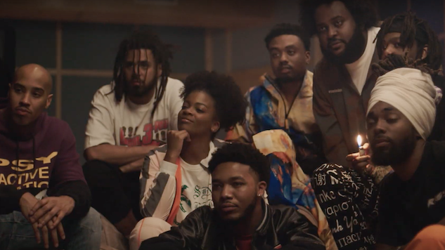 Go Behind the Scenes with J. Cole and Dreamville Records Making <i>Revenge Of The Dreamers III</i>