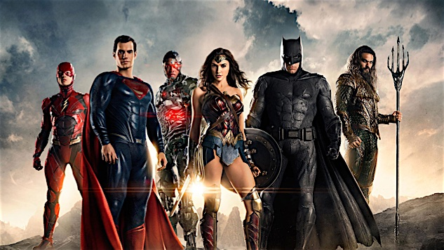 Justice League: Messy, but Immensely Fun