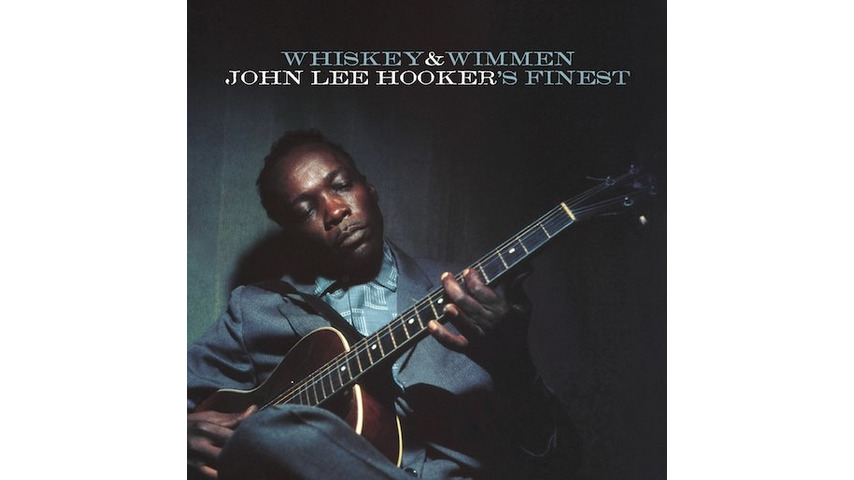 John Lee Hooker: <i>Whiskey & Wimmen: John Lee Hooker's Finest</i> Review