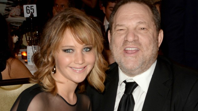 "Jennifer Lawrence Says She ""Wanted to Kill"" Harvey Weinstein After Finding Out About His Actions"