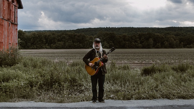 "J Mascis Releases Lyric Video for New Single ""Everything She Said"""