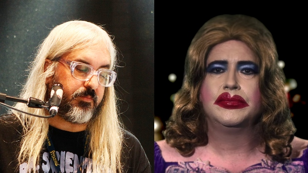 J Mascis Debuts Dina Martina-Starring Video for <i>Elastic Days</i> Title Track