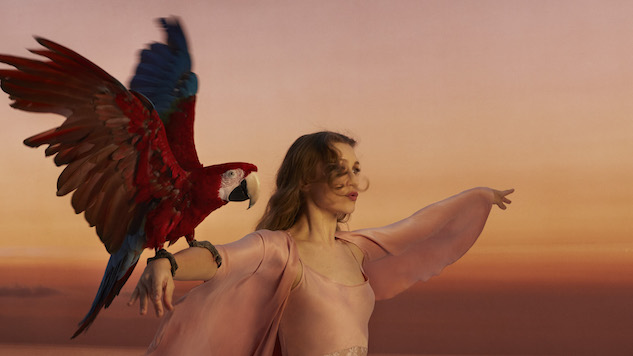 """Joanna Newsom Adds Dates to """"Strings/Keys Incident"""" Tour"""