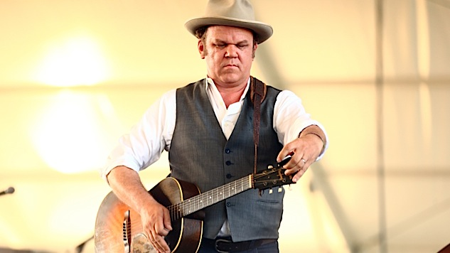 Turns Out, John C. Reilly Can Pick Some Bluegrass Guitar