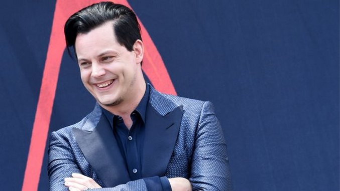 Jack White Begins Recording His Third Solo Album
