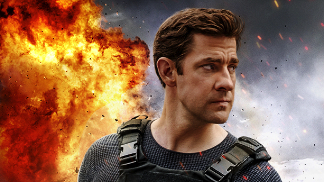 Amazon Releases First Look at <i>Jack Ryan</i>, Starring John Krasinski