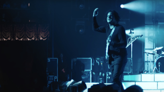 Jack White Announces Live Concert Film, Accompanying EP
