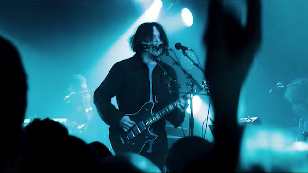 """Watch: Jack White Shares """"Over and Over and Over"""" Performance Video from London Show"""