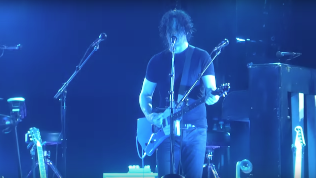 "Watch Jack White Mock Donald Trump with ""Icky Thump"" Dedication"