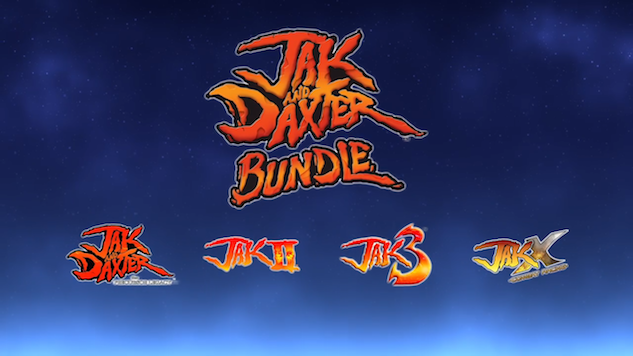 The Rest of the <i>Jak and Daxter</i> Series Is Coming to PlayStation 4