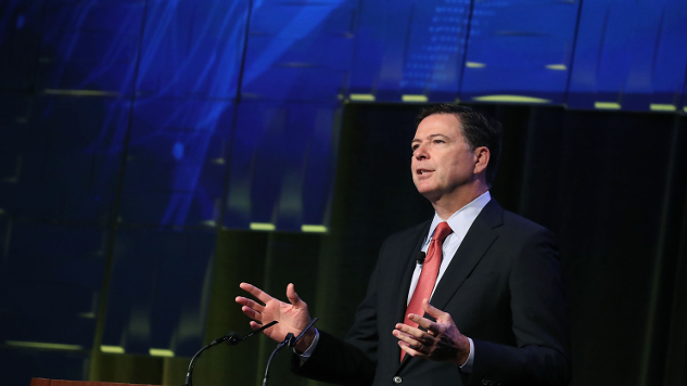 FBI Director James Comey No Longer Speaking at SXSW