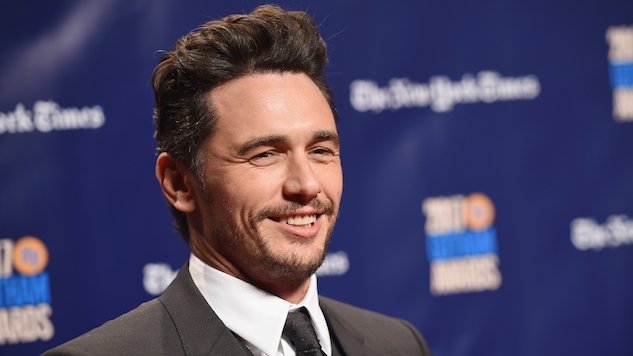 James Franco event canceled; actor denies allegations of sexual misconduct