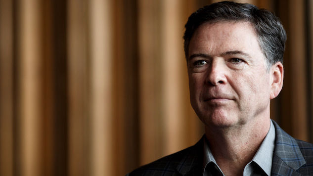 Longtime Republican and Former Trump FBI Director James Comey Urges Americans to Vote Democrat