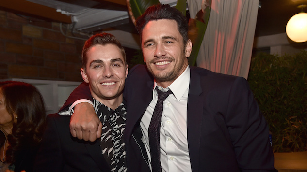 James Franco to Star in Film Based on <i>X-Men</i> Character Multiple Man