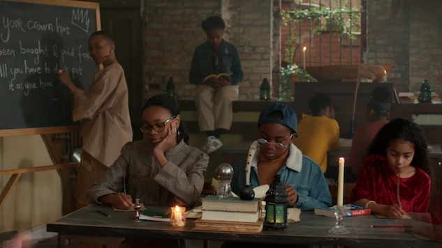 """Take a Tour of an Enchanted School for Black Children in Jamila Woods' """"Baldwin"""" Music Video"""