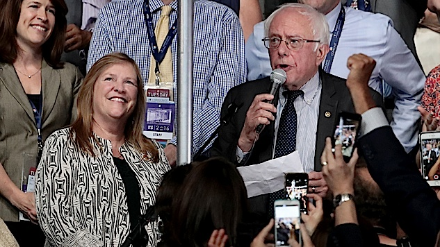 Jane Sanders Just Burned MSNBC's Joy Reid On Twitter