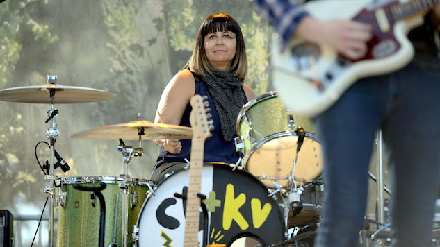 Drummer Janet Weiss Announces Her Departure from Sleater-Kinney