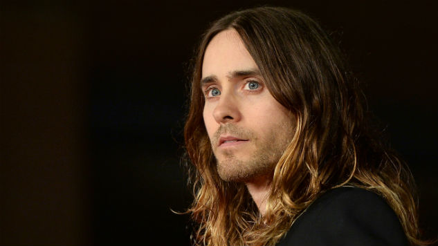 Jared Leto Confirms He's a Vampire ( ... in Newly Announced Spider-Man Spinoff)