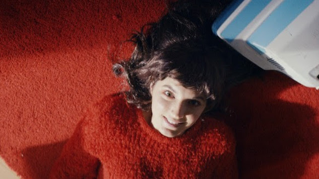 """Watch Caroline Rose Fumble Through Suburbia in New """"Jeannie Becomes a Mom"""" Video"""