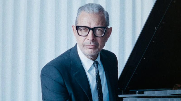 Did You Forget Jeff Goldblum Was a Jazz Pianist? Well, He's Releasing a Second Album
