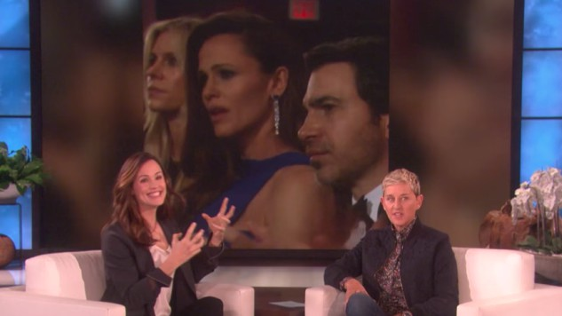 Jennifer Garner Struggles to Explain Her Viral Oscars Moment in Hilarious Interview