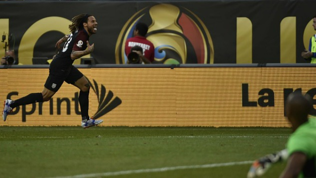 How A Quick Decision From Jermaine Jones Led to A Goal for the USA