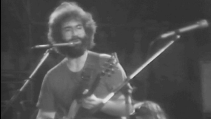 "Happy Birthday, Jerry Garcia: Watch ""Scarlet Begonias"" From 1976"