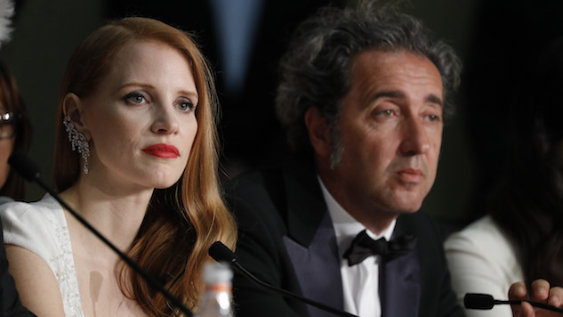Jessica Chastain Calls for More Female Storytellers in Powerful Critique of Cannes Film Festival