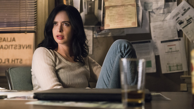 Krysten Ritter Kills It in <i>Jessica Jones</i> Season Two
