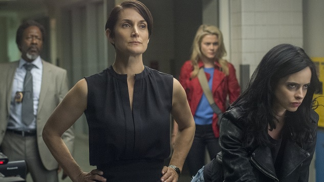 <i>Jessica Jones</i> Review: &#8220;AKA Sin Bin&#8221;