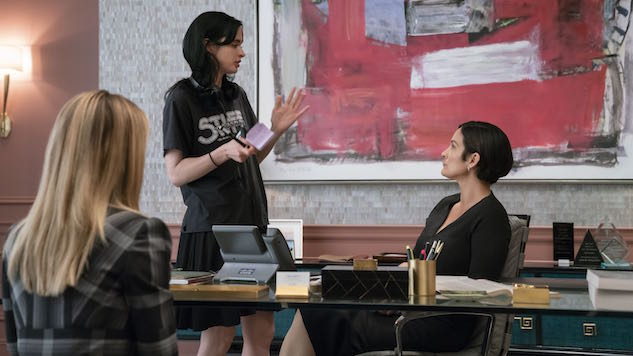 Krysten Ritter Flexes Her Directing Skills in Behind-the-Scenes Clip from Final Season of <i>Jessica Jones</i>